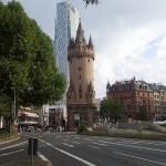 Frankfurt - Eschersheimer Turm